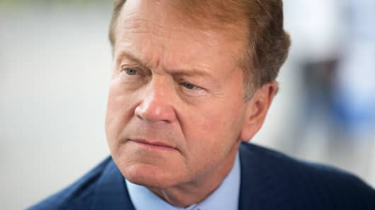 John Chambers, CEO, Cisco