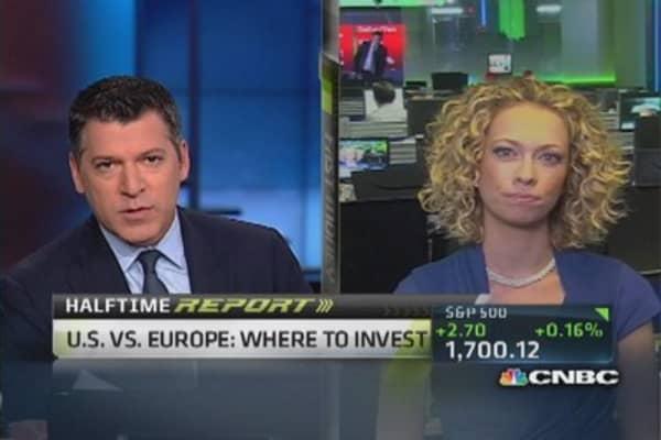 Pockets of opportunity' still in Europe: Godfrey