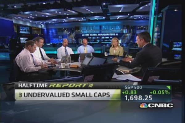 5-star fund manager's top small caps