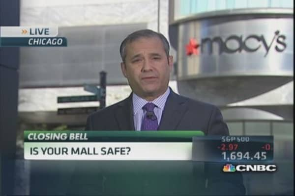 Is your mall safe?