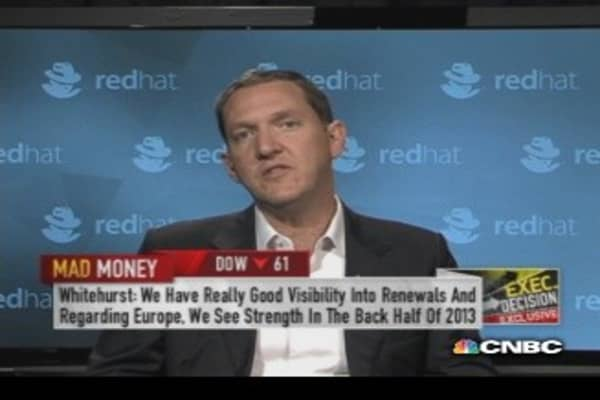 Red Hat CEO: Subscription revenue grew 17%