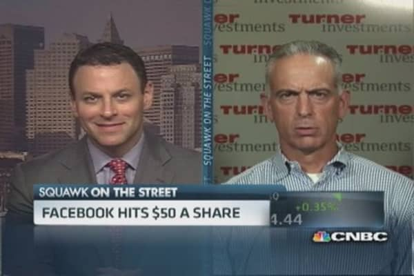 Facebook is at $50 per share... now what?