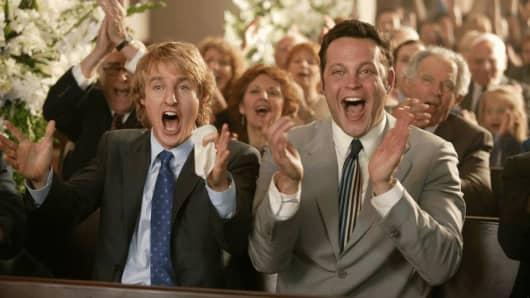The ultimate Wedding Crashers.