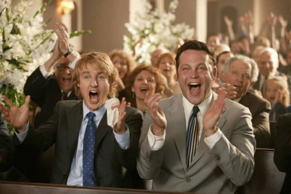 The ultimate Wedding Crashers.