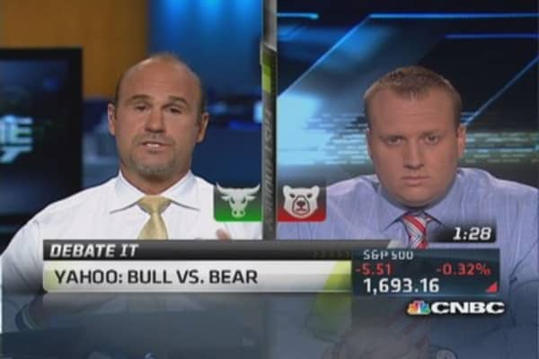 Debate it: Bull vs. bear on Yahoo