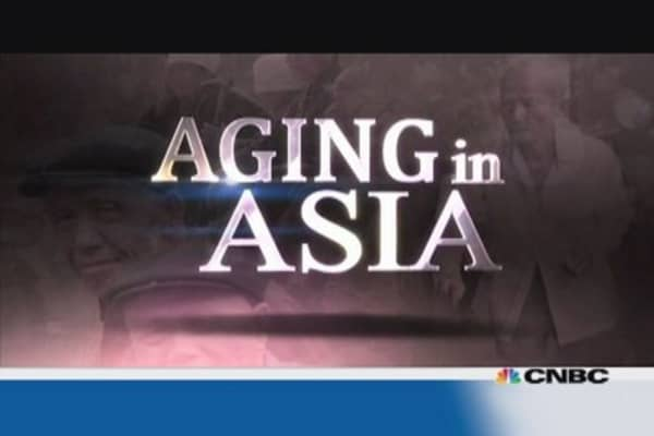 As life spans rise, how will Asia face retirement?