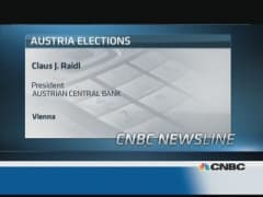 New Austrian government stable on Europe