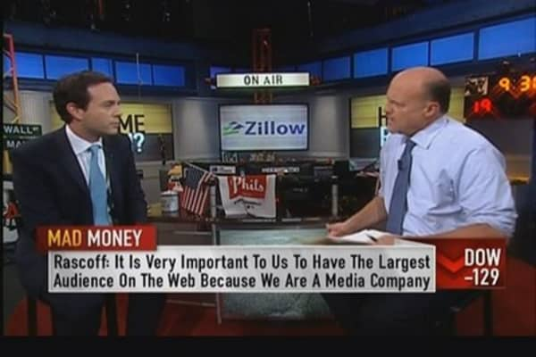 Zillow CEO: We are a media company
