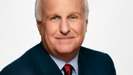 Pitney Bowes President and CEO Marc B. Lautenbach