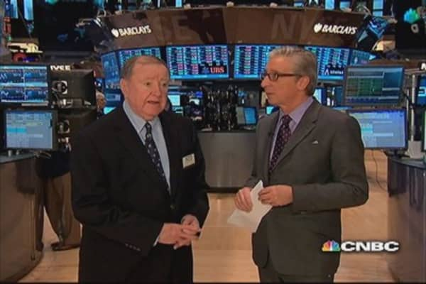 Cashin: 'Armistice rally' push stocks higher