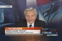 Trichet: 'Structural changes' needed for global jobs growth