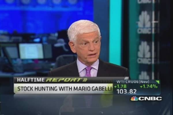 We look everywhere to invest: Gabelli