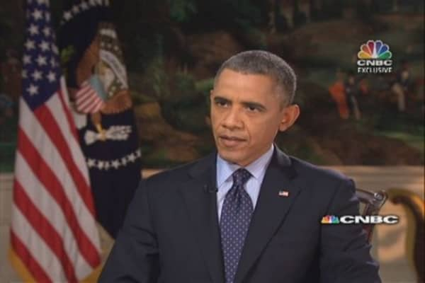 Obama to Wall Street: You should be concerned this time