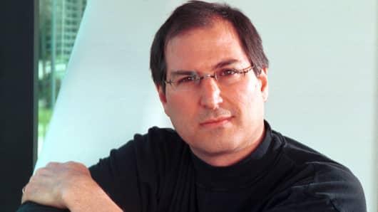 Steve Jobs circa 1996.