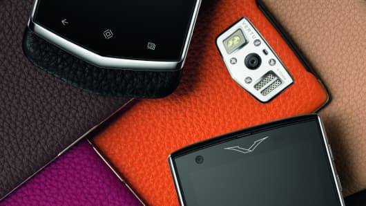 The Vertu Constellation.