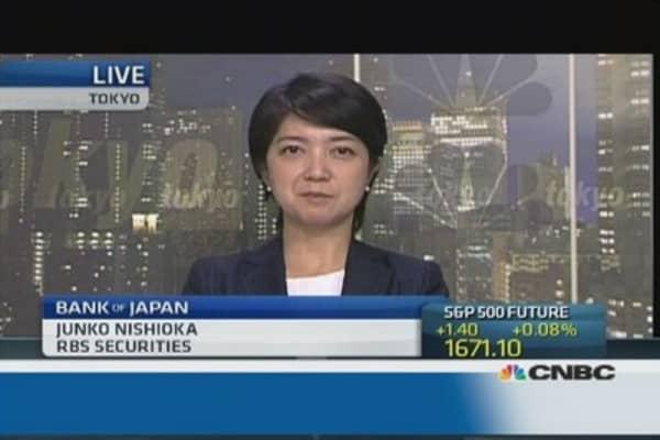Yen appreciation biggest Japan risk: Economist