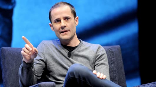 Evan Williams, co-founder of Medium and Twitter.