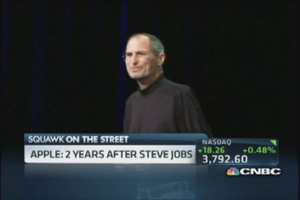 Apple: Two years after Steve Jobs