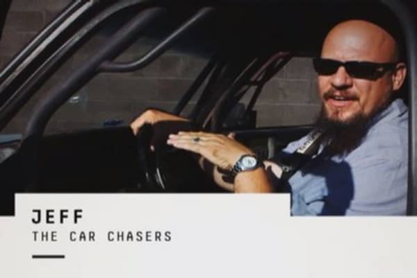 The Car Chasers -- Behind the scenes