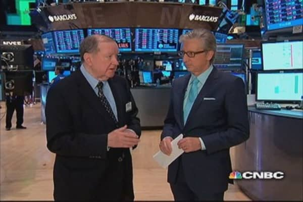 90 Seconds with Art Cashin: Some faint hope