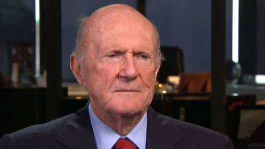 Tiger Management founder Julian Robertson.