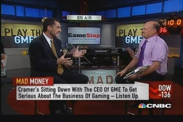 Gaming coming back in Europe: GameStop CEO