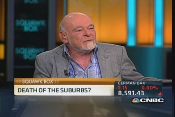 Sam Zell on the death of the suburbs