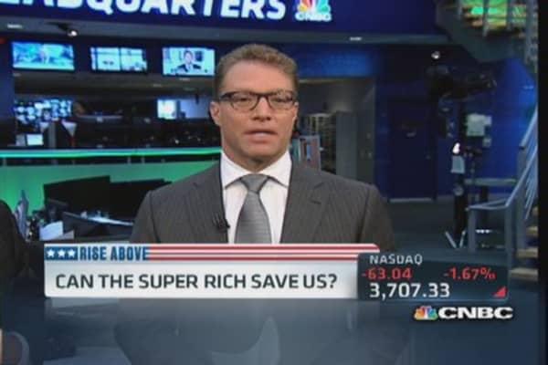 Billionaire John Arnold donates amid shutdown
