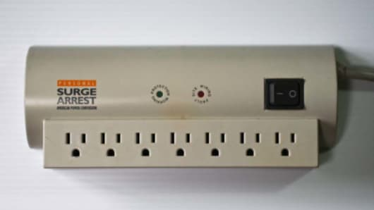 Schneider Electric recalled 15 million of its SurgeArrest surge protectors (series APC 7 and APC 8) made before 2003.