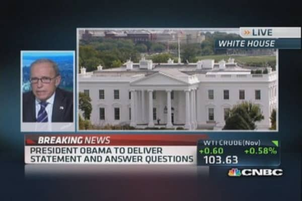 Republicans want to set up bipartisan committees: Kudlow