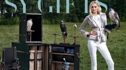 Have $150,000 to score a falconry kit featured in the Neiman Marcus catalog?
