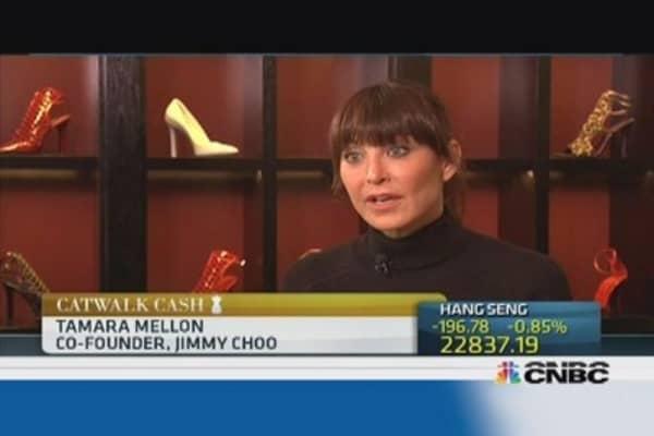Jimmy Choo didn't have 'creative vision': Mellon