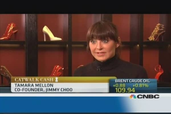People are bored with fashion cycle: Tamara Mellon
