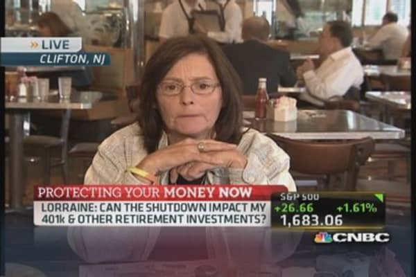 Will the shutdown impact your 401k?