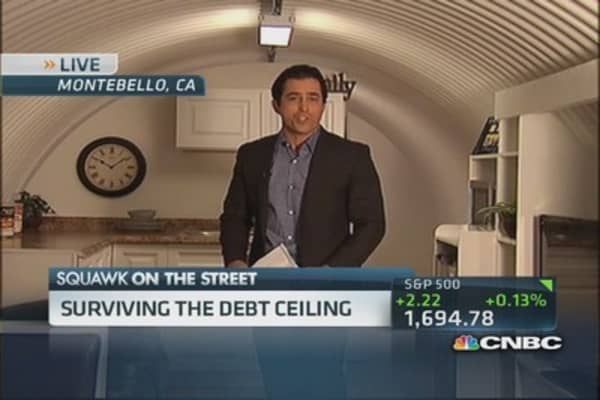 How preppers plan to survive the debt ceiling
