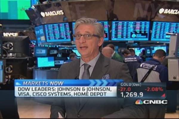 If DC keeps talking, markets will be fine: Pisani