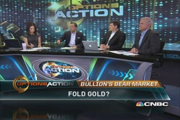 Fold gold for good?