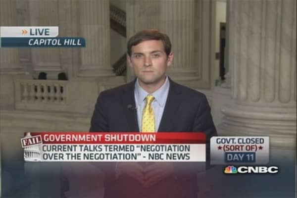Prospects of deal this weekend not good: NBC's Russert