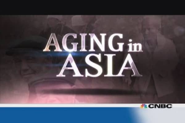 Singapore's 'active aging' approach