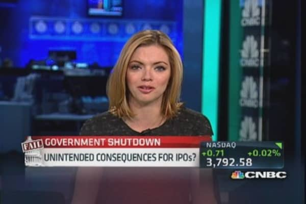 Shutdown's unintended consequences?