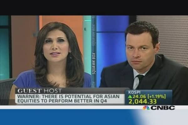 Seeking investment plays in North Asia