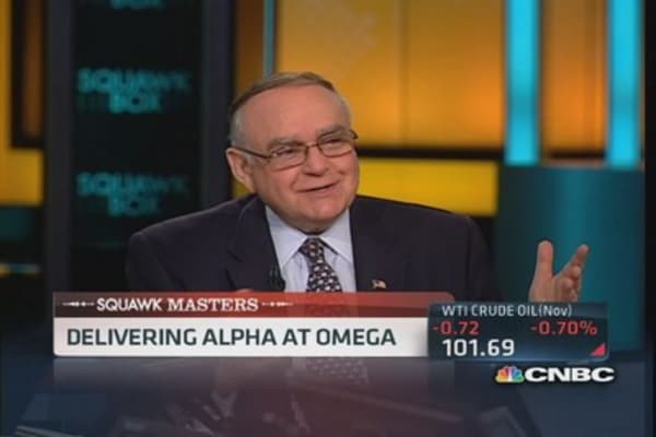 Cooperman: Markets aren't a bargain anymore