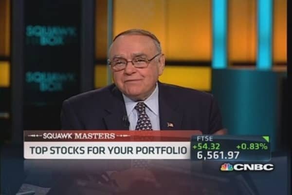 Cooperman's top stock tips