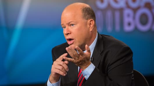 "David Tepper, your average ""middle-class"" billionaire."
