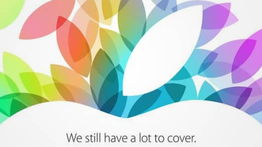 Apple issued media invitations for its October 22 media event where the company is expected to introduce its next-generation iPad and iPad mini models.