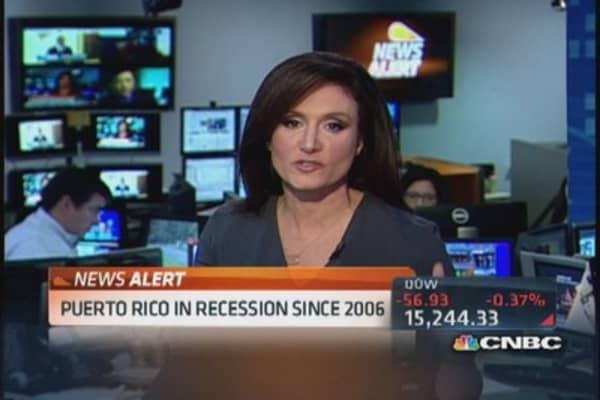 Puerto Rico government addressing debt concerns