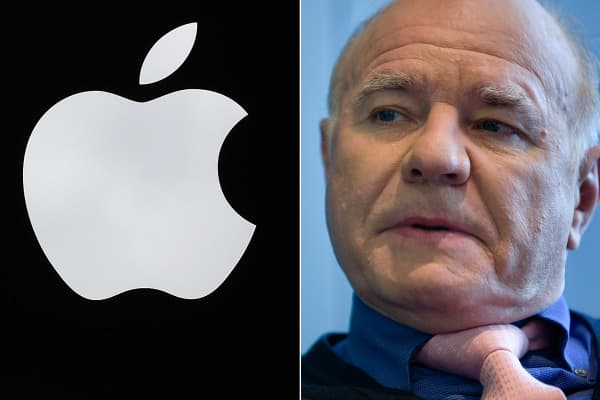 Marc Faber: Apple 'could go bust'