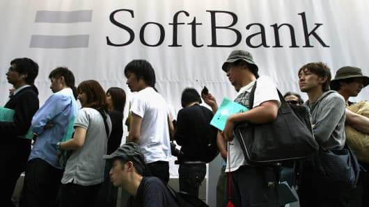 Softbank is a favorite long position for Conatus.