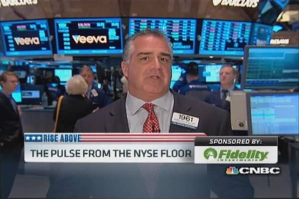 Feeling of relief in markets: Polcari