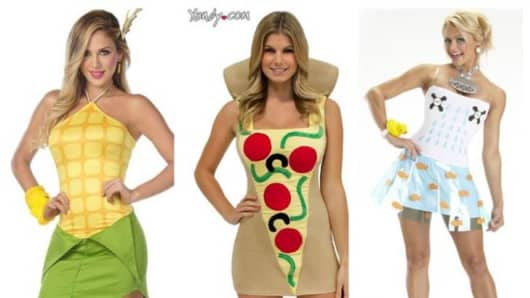 Halloween costumes ideas...?
